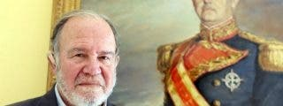 """Entrevista al general Juan Chicharro: """"Tenemos una oferta muy firme para llevarnos la Fundación Franco a Portugal"""""""