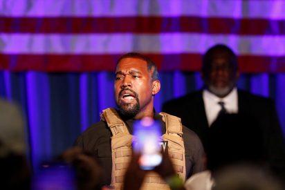 La pesadilla rapera de Biden: Kanye West invierte 6 millones en su campaña presidencial