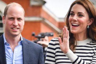 El escalofriante hallazgo en la casa de Kate Middleton y el príncipe Guillermo: un cadáver en el lago del Palacio de Kensington