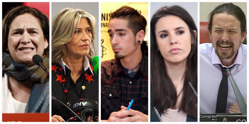 La Justicia retrata a quienes apoyaron al asesino Lanza: ¿Qué dirán ahora Otero, Colau, Iglesias o Montero?