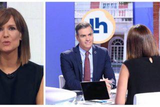 'Isobaras' Mónica López se enfrenta a una colosal borrasca en TVE: su programa pierde un 28% de audiencia en solo cinco días