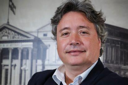 """Entrevista al diputado Luis Santamaría Ruiz (PP): """"No vamos a permitir que Pablo Iglesias asalte el Poder Judicial"""""""