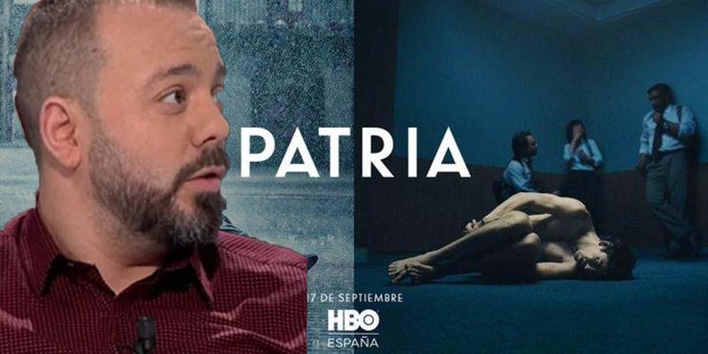"""Acribillan a Antonio Maestre por defender el vergonzoso cartel de HBO: """"Todo con tal de blanquear a ETA"""""""