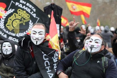 La Guardia Civil protestará contra la discriminación y represión del Gobierno PSOE-Podemos
