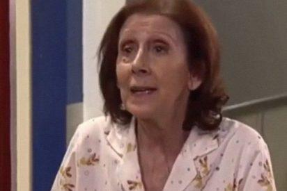 El peligro discurso de Mariví Bilbao en 'Aquí no hay quien viva' sobre los okupas que aplauden los podemitas