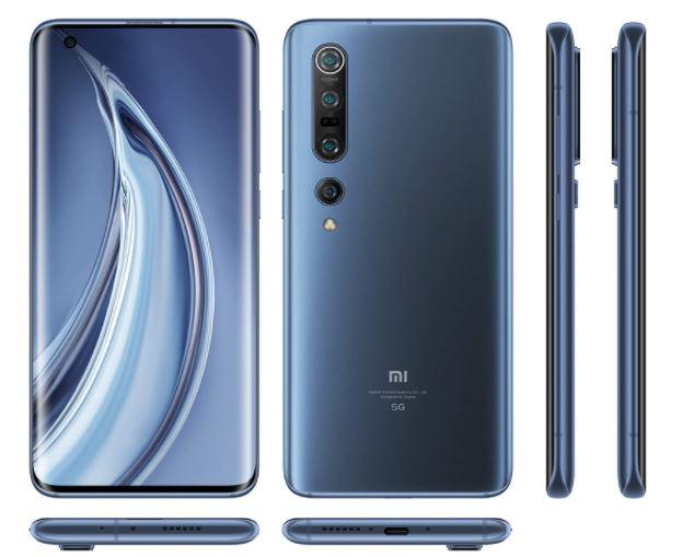 Xiaomi MI 10 Plus