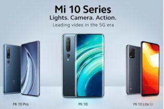 Diferencias entre Xiaomi Mi 10 , Mi 10 Pro, y Mi 10 Lite