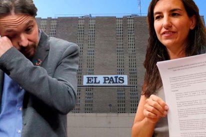 """Rocío Monasterio 'despluma' a El País en los tribunales y se lo restriega a Iglesias: """"Repítelo hasta que te duela el moño"""""""