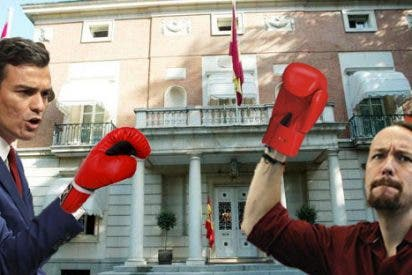 Sánchez e Iglesias transforman Moncloa en un ring de boxeo: las 10 peleas más salvajes entre el líder del PSOE y Podemos