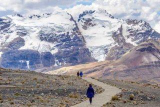 """Perú/ Glaciar Pastoruri: Un viaje por las """"Rutas del Cambio Climático"""""""