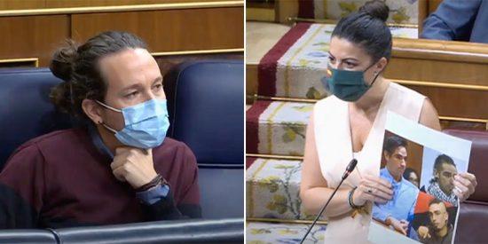 "Feroz golpe de Olona (Vox) a Iglesias: ""¡Usted habría jaleado a Rodrigo Lanza pateando a Víctor Laínez!"""