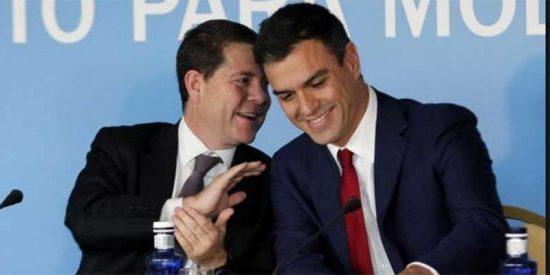 García-Page contenta a Sánchez afirmando que los contagios de la región han llegado de Madrid