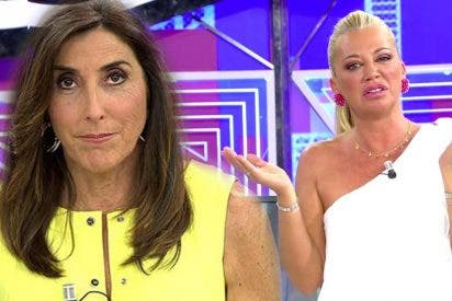 Un informe de Telecinco deja a Belén Esteban al borde del despido y reabre la guerra con Paz Padilla