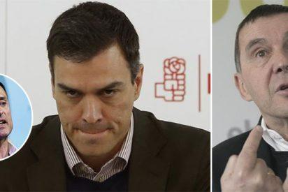 """Luis Ventoso: """"Otegui ve un filón en el Partido Sanchista, con sus valores de goma elástica"""""""