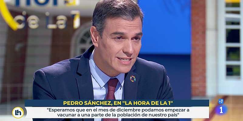La hora de...Pedro Sánchez: entrevista de guante blanco de Mónica López y su cohorte de tertulianos 'progres'