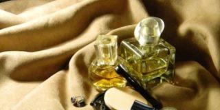 Perfumes empolvados