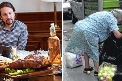 Podemos prepara a los españoles para la hambruna socialista: presenta una moción para prohibir comer carne los lunes