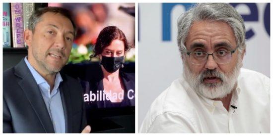 """Entrevista a Eduardo Raboso (PP), el médico que desmonta las mentiras de Javier Ruiz: """"No ocultamos muertos como sí hace el Gobierno de Sánchez"""""""