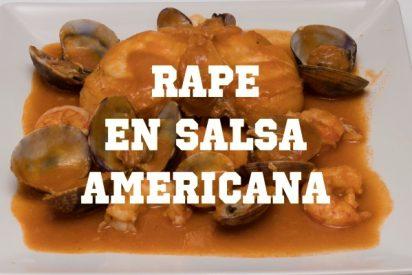 La mejor receta de rape en salsa americana, paso a paso