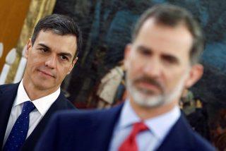La prensa podemita ataca a Casa Real por gastar 4.500 euros, pero olvida los 67.000 euros vacacionales de Sánchez