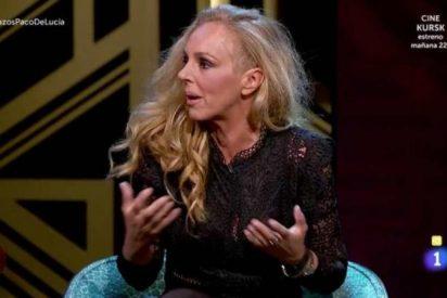 """Rocío Carrasco pierde los papeles en 'Lazos de sangre': """"¡Se habla de madre ausente y ya me miráis a mí!"""""""