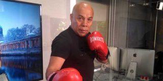 """Orlando Romero """"Romerito"""", leyenda del boxeo """"Inca"""", postula al Congreso del Perú"""