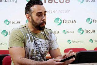 Rubén Sánchez se apunta el tanto de la prohibición de las líneas 902, las mismas de las que él se nutría para su chiringuito de 'Facua'