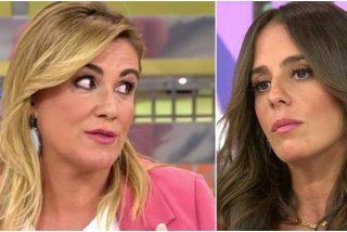 """""""¡Sinvergüenza!"""": Carlota Corredera detona sin clemencia contra Anabel Pantoja por lo que dijo de sus vacaciones"""