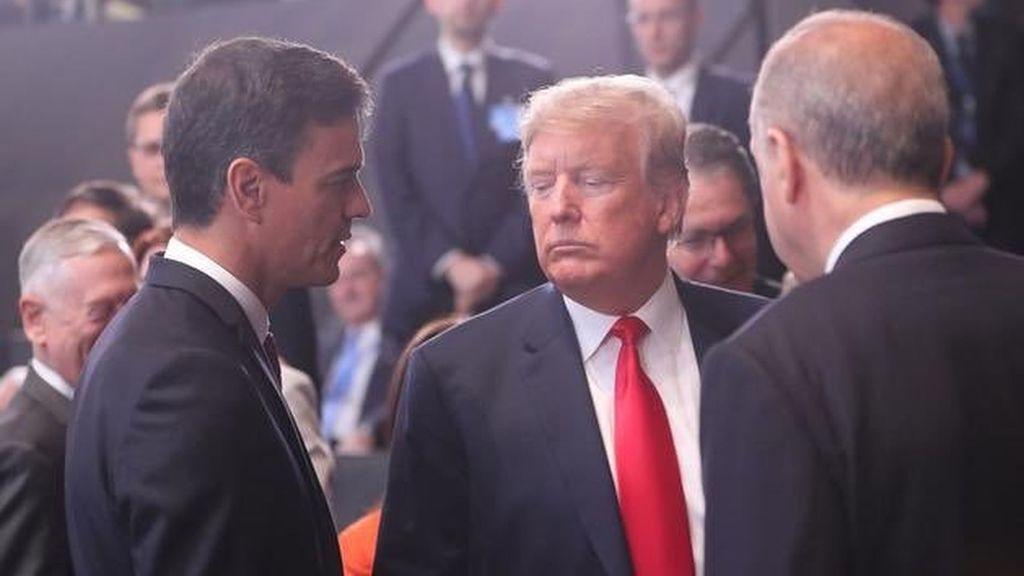 Temor en Moncloa: ¿Revelará Don Juan Carlos datos a Trump para imputar penalmente al Gobierno de Sánchez?