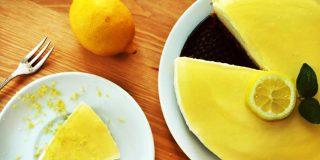 Tarta fría de queso y limón: ¡La receta que triunfa en las redes!