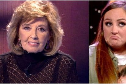 Una mentira de María Teresa Campos sobre Rocío Flores precipita el fin de su credibilidad