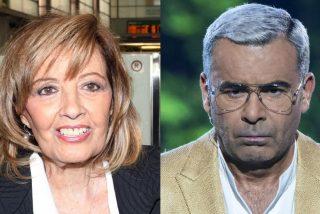 Teresa Campos va a Canal Sur con Bertín Osborne y pone a parir' a Jorge Javier Vázquez, Vasile y Telecinco