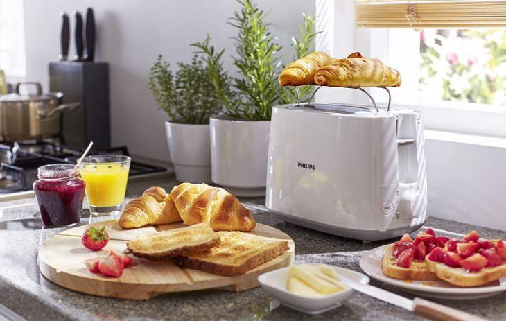 "tostadora ""Philips Daily HD2581"