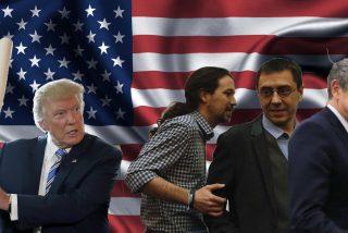 EEUU mete a Iglesias en su lista negra: estudia sancionarle junto a Zapatero y Monedero por nexos con el terrorismo