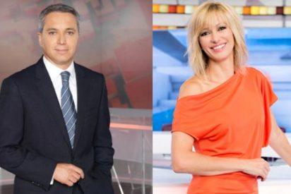 Bombazo: Antena 3 planea salvar 'Espejo Público' cambiando a Susanna Griso por Vicente Vallés