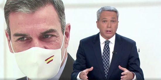 La Moncloa veta a Vallés y deja claro a Atresmedia que Sánchez sólo acepta 'entrevistas-masaje' estilo Piqueras