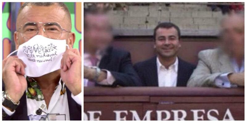 La hemeroteca empitona a Jorge Javier Vázquez: incómoda foto y silencio del de 'Sálvame' cuando Telecinco ofrecía las corridas