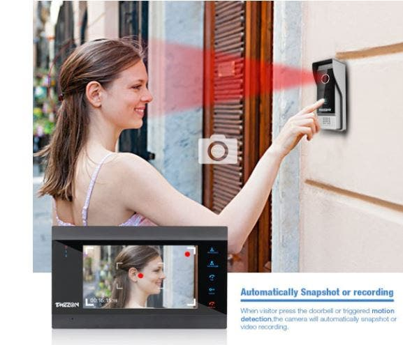 Videoporteros wifi