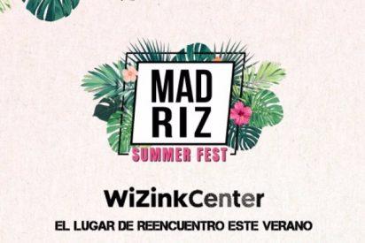 Arranca 'Madriz Summer Fest' en el WiZink Center con Sofía Ellar, Maldita Nerea, Pablo López y muchos más