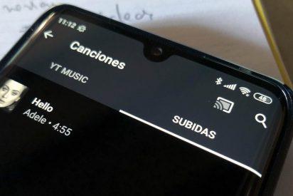 YouTube Music permite descargar listas con música para escuchar offline en su versión gratuita