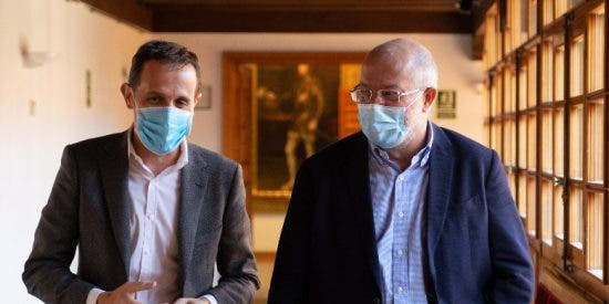 Igea avisa de un nuevo confinamiento en Castilla y León si no cambia la tendencia