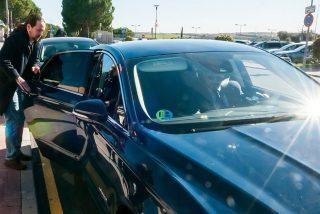 Pablo Iglesias atropella sus propios estatutos de Podemos con 19 coches oficiales