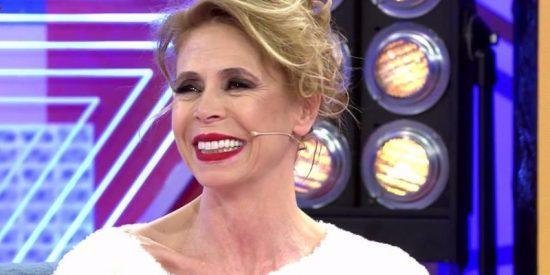 """Ágatha Ruiz de la Prada: """"A mí me empezaron las ganas de sexo justo cuando me divorcié de Pedrojota"""""""