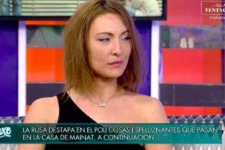 Alina tira de la manta del 'caso Mainat' y confiesa que Ángela Dobrowolski quería convertir la vivienda del productor en un prostíbulo