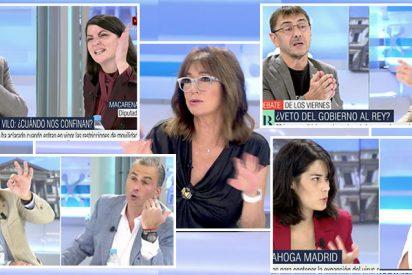 """El lamento de Ana Rosa, desesperada por el fracaso de la política: """"Esto no es horrible, es aún peor"""""""