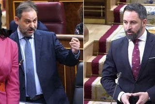 """Abascal 'desnuda' al Gobierno al relacionar el 'Delcygate' con """"los cárteles de la droga"""""""