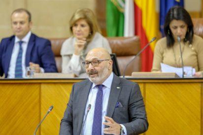 Vox apuesta por eliminar la figura del Defensor del Pueblo en Andalucía