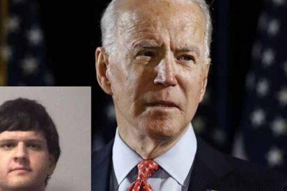 EEUU: detienen a un hombre armado con pistolas y explosivos que planeaba matar a Joe Biden