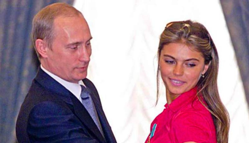 La misteriosa desaparición de Alina Kabáyeva, la bella amante de Vladimir Putin