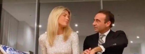 Ana Soria y Enrique Ponce arrasan en redes sociales con este vídeo de Tik Tok